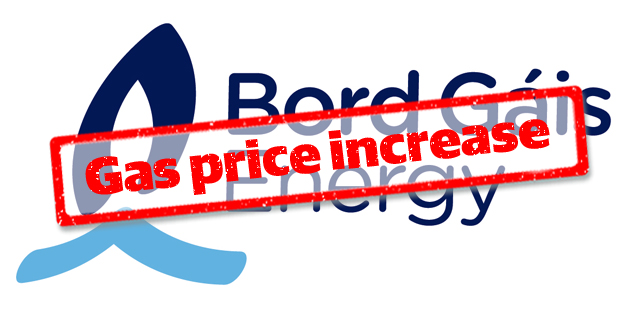 Bord Gáis Energy bills to go up as CER approves gas price hike