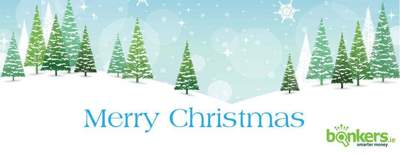 Merry Christmas from all at bonkers.ie