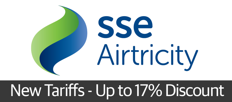 SSE Airtricity Introduces New Discount Tariffs