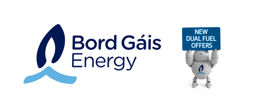 Bord Gáis Energy to launch new discount dual fuel deals