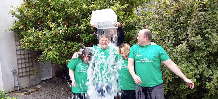 bonkers.ie gets a good old fashioned soaking in aid of IMNDA...