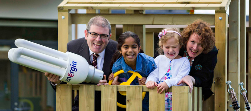 Energia launches deal with with Early Childhood Ireland
