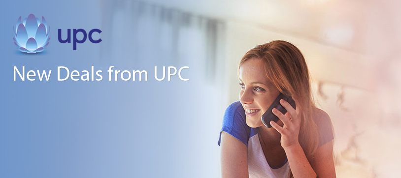 UPC launches new winter offers with unlimited calls to mobiles