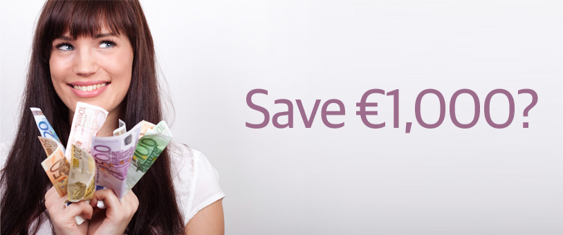 Could you really save €1,000 by switching?