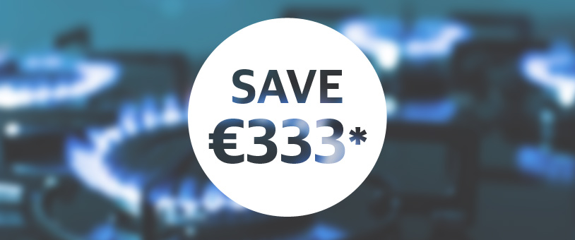 €333 – it's the biggest saving we've ever seen on bonkers.ie