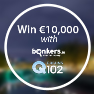 Win 10000 with bonkers small