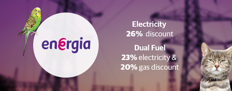 Energia turns up the heat with January energy offers