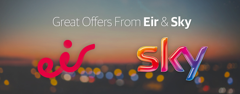 Sky eir offers large
