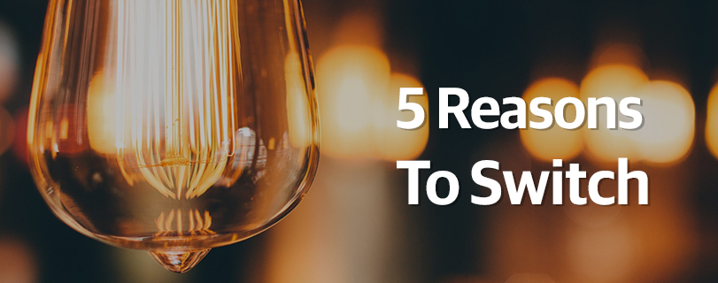 5 reasons switch large