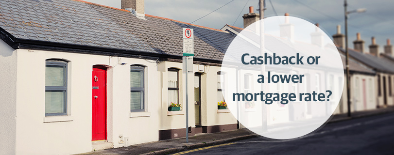 The mortgage dilemma – cashback or a lower rate?