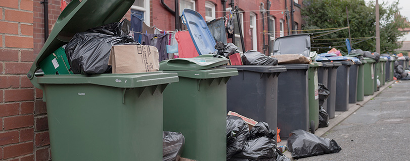 The Very Latest in the Developing Bin Charges Crisis