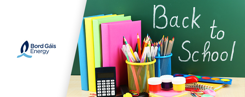 Bord Gáis Energy reveals Back-To-School discounts for 2016