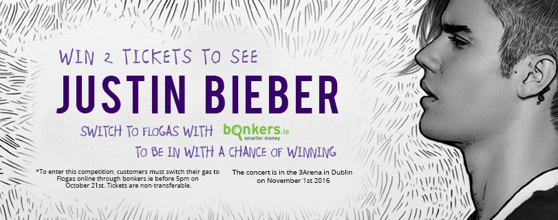 What Do You Mean? Win Two Justin Bieber Tickets with bonkers.ie?