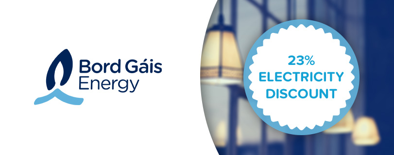 Bord Gáis Energy announces market-leading 23% electricity discount