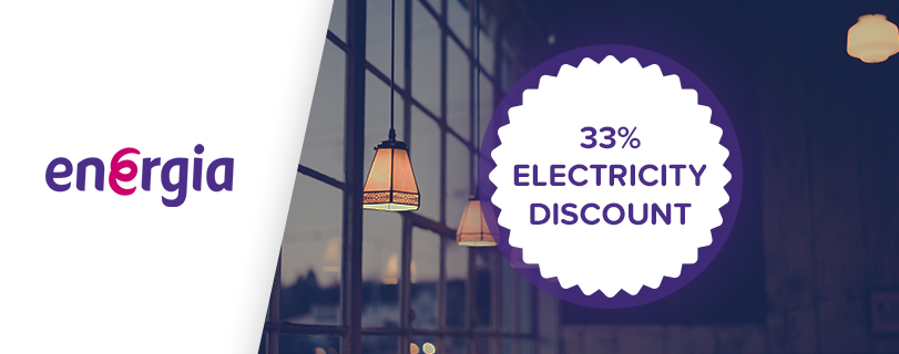 Energia increases electricity discount and offers some of the best prices since deregulation