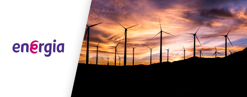 Energia wind farms