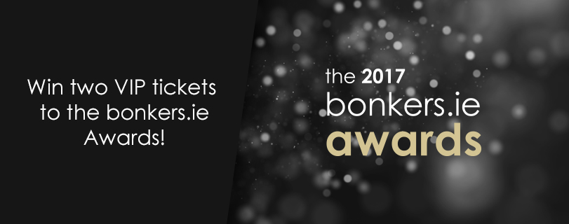 vip shelbourne hotel bonkers.ie awards