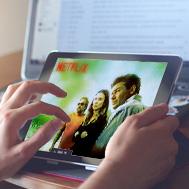 Netflix tablet small