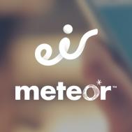 Meteor to rebrand to eir