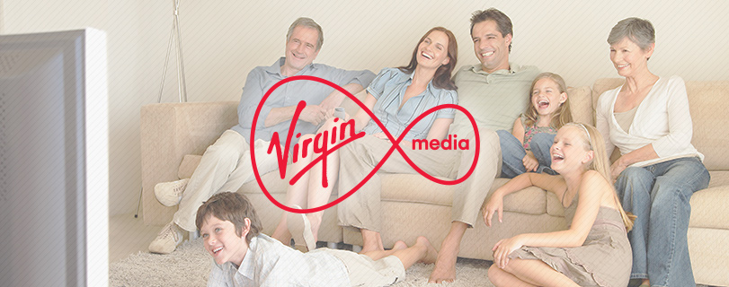 Virgin Media January on us