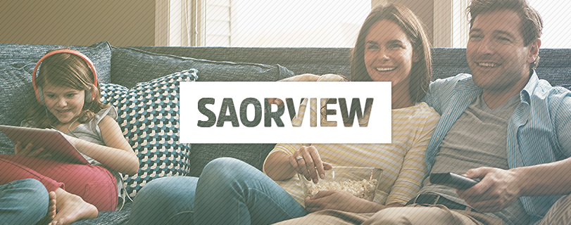 What is saorview connect?