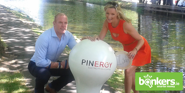 Pinergy - Paul O'Connell launches Ireland's newest electricity company