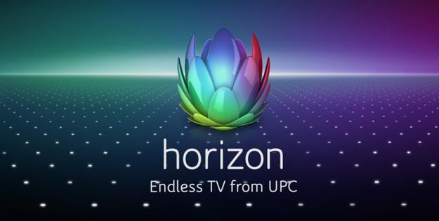 UPC launches Horizon TV