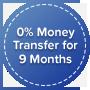 Avantcard sticker 0%25 money