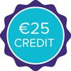 Flogas 25 credit