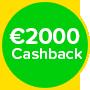 2000 cashback