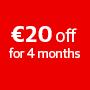 Virgin_discount_20_euro_off
