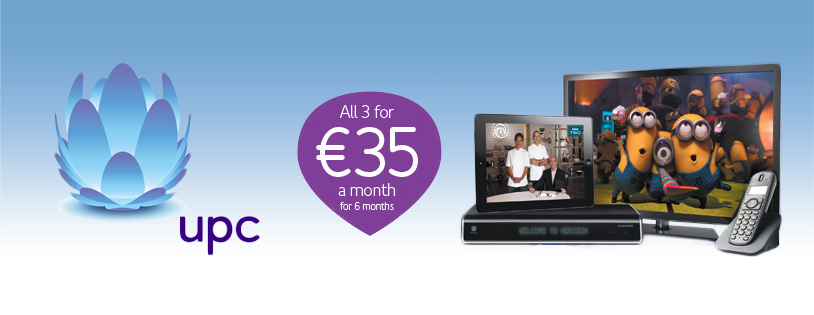 UPC announces new deals for all customers